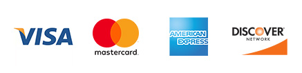 visa, master card, american express, discovery network